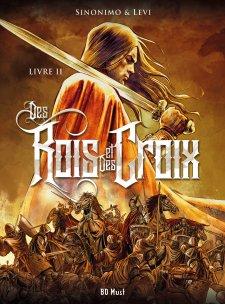 Couverture Rois et Croix II