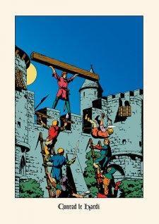 Ex-Libris Conrad Le Hardi